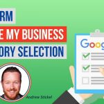 Google My Business Category Tips For Law Firms