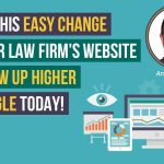 How to Boost your Law Firm's Google Keyword Ranking