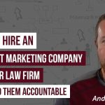 How To Hire A Law Firm Web Marketing Company